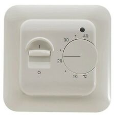 Underfloor Heating Manual Thermostat. Simple to use!