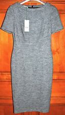 Hobbs wool tweed dress size 10 ~ Brand new with tags.