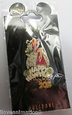 Disney Pin 99428 WDI Happy New Year 2014 Jessica and Roger Rabbit Pin