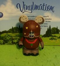 "DISNEY World Vinylmation 3"" Park Set 1 Zootopia Yax Yak"