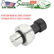 Oil Pressure Sensor Switch For GM-BUICK/ GMC /CHEVY D1846A PS713 1S6713 S4202