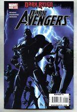 Dark Avengers #1-2009 vf Mike Deodato / modern key