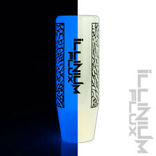 ILLINIUM FLUX BLUE GLOW IN THE DARK ELEPHANT DRIFT MANUAL SHIFT KNOB 10X1.25 K61