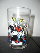 Verre à moutarde Goldorak - N°2 - vintage glass Goldorak véga Alcor