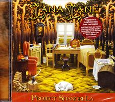 LANA LANE project shangri-la + 1 bonus track CD NEU