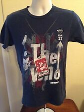 VINTAGE HARD ROCK CAFE LAKE TAHOE T SHIRT SMALL - THE WHO, THAT'S WHO!