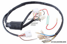 Complete wire harness for Honda S90 (6 wire ignition switch)