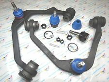 2 Upper Control Arms & 2 Lower Ball Joints Set Ford F150 F250 Expedition RWD