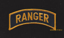 RANGER TAB HAT PATCH USSOCOM SPECIAL OPS US ARMY BADGE SPECIAL FORCES PIN UP WOW