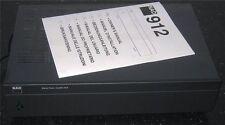 NAD 912 Verstärker Stereo Power Amplifier AMP *Ausstellungsstück*