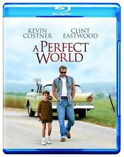 A Perfect World [Blu-ray] by Kevin Costner (Rated:  R)   Format: Blu-ray