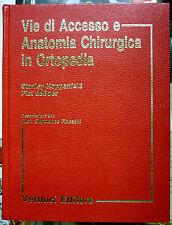 S. Hoppenfeld e P. deBoer, Vie di accesso e Anatomia Chirurgica in Ortopedia