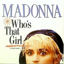 "Madonna Who's that girl (1987) [Maxi 12""]"