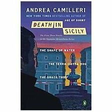 Death in Sicily: Mysteries  - Former Library Book
