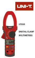 UNI-T UT-208 Digital Clamp Multimeter DC AC Amp Current