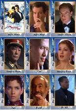 Muere otro día-tarjetas comerciales de la película de James Bond 007