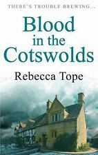 Blood in the Cotswolds (Cotswolds Mystery 5), Rebecca Tope, New condition, Book