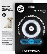 Tastypack Tastybone Dental Bone & Ring ~ Spearmint & Vanilla ~ For Puppies!