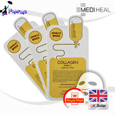 3Pcs MEDIHEAL Collagen Impact Essential Mask Pack Sheet (3 Sheets)