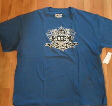 NWT New York City Coat of Arms Royal Blue  T-Shirt by JTC  Size XXL (S-T-69)