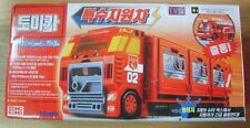 Takara Tomy Tomica Hyper Rescue Series - Special Support Large Multifunction car
