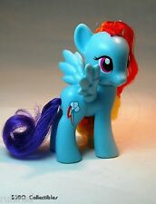 My Little Pony G4 - Rainbow Dash - 2014 Original Series Bagged Brushable Pony