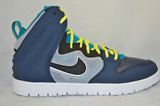 Nike DUNK FREE Mens BASKETBALL Casual Shoes size 11 NEW NAVY WHITE YELLOW