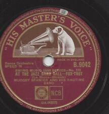 Muggsy Spanier Ragtime Band : Swing Music Serie 1940 : Livery stable Blues