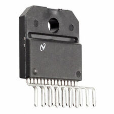 LM4652TF IC AMP AUDIO PWR 170W D TO220-15 LM4652TF