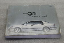 A - 2001 Saab 95 Owners Manual