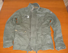 NEU Abercrombie and Fitch Jacke Outdoor in L oliv (Hollister)