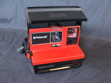 POLAROID SUPERCOLOR 600 MACCHINA FOTOGRAFICA CAMERA APPAREIL PHOTO OLD RARE