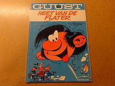 STRIP / GUUST: NR. 4: HEET VAN DE FLATER | Herdruk 1988