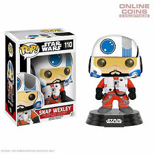 Star Wars - Snap Wexley Episode 7 The Force Awakens Funko Pop! Vinyl Figure