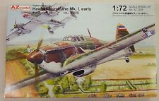 AZ Models 1/72 Hawker Hurricane MK I Early Fighter 7258