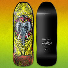 Signed LE NOS Mike V Powell Peralta '16 Public Domain tribute deck Street Plant