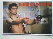 POSTCARD A1-18 ROBERT DE NIRO - POINTING GUN