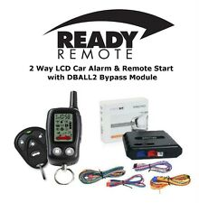 Ready Remote 5303R 2 Way Car Alarm & Remote Starter w/ DBALL2 Bypass Module