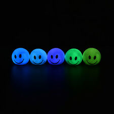 LED 7 Colors Changing Smiling Face Home Decor Gift Night Light Xmas Lamp SL