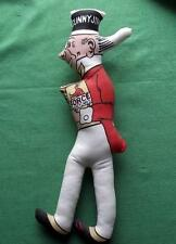 c1930 Sunny Jim Wheat Flakes Advertising Fabric Rag Doll