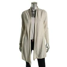 Style & Co. 3894 Womens Beige Heathered Open Front Cardigan Sweater Top XXL BHFO