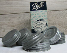 ONE Vintage NOS Ball Zinc Mason Jar Cap Lid - Never Used!  Buy One or ALL! New!