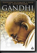 2 DVD ZONE 2 COLLECTOR--GANDHI--ATTENBOROUGH/KINGSLEY/BERGEN