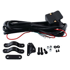 ATV Handlebar Mini Rocker Warranty Switch Waterproof 3M Cable Most Winches
