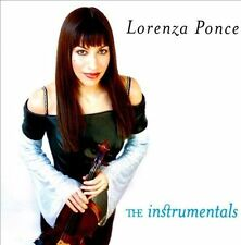 The Instrumentals by Lorenza Ponce (CD, 2002, Melodia Records) New Case Cracked