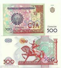 UZBEKISTAN 500 CYM 1 UNC NOTE FOR SALE