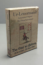 PRIMAL LENORMAND - PETIT LENORMAND FORTUNE TELLING CARD DECK - NIB