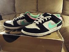 "NIKE SB DUNK LOW PRO  ""POISON""  10.5  WORN TWICE EX COND 304292 033 SWEET"