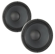"""Pair Eminence Deltalite II 2512 12"""" Neo Woofer 8ohm 99.9dB Replacement Speaker"""