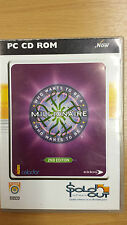 Who Wants to be a Millionaire 2nd Edition  Player  PC CD-ROM  Version